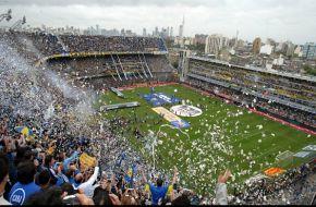 Autorizan a La Bombonera como sede para partido de la Selección