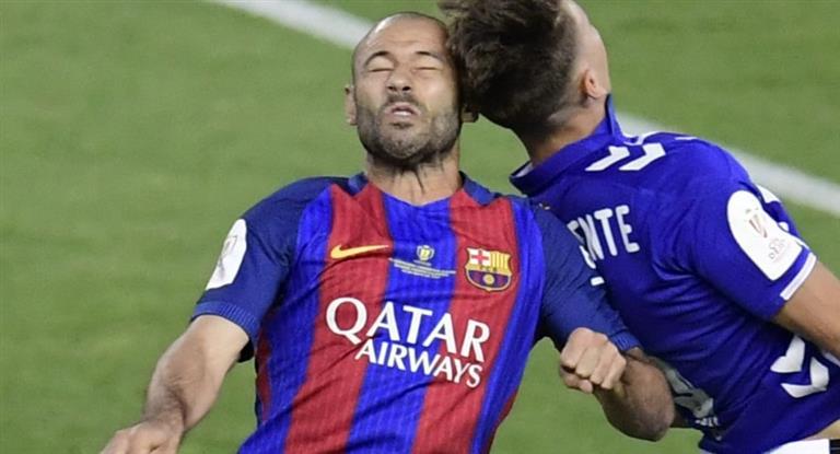 A un año del Mundial de Rusia, el futuro de Mascherano en el Barcelona pende de un hilo
