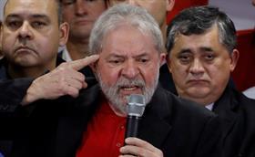 Lula ratificó que será candidato a presidente en 2018