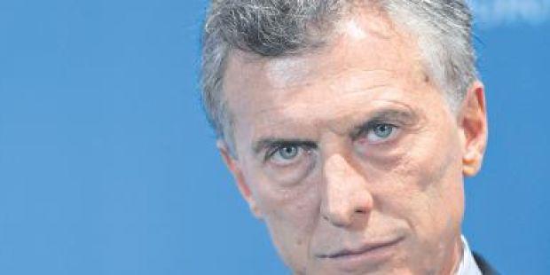 Macri, contento porque ya no lo investigan