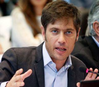 """Kicillof a Peña: """"Háganse cargo, son neoliberales"""""""