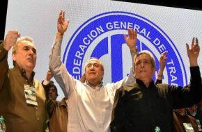 La CGT ratificó marcha a Plaza de Mayo para después de las PASO