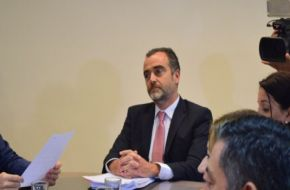 Legisladores aprobaron el pliego de Facundo Maggio