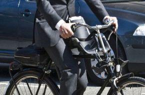 Premiaron en Mendoza a quienes fueron a trabajar en bicicleta