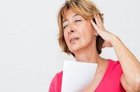 Fármaco experimental redujo un 75% sofocos por menopausia