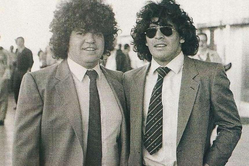 Falleció Jorge Cyterszpiler, el primer representante de Maradona (VIDEO).