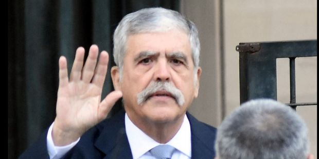 """Desde la cárcel, De Vido denunció un """"escandalos quiebre del Estado de Derecho"""""""