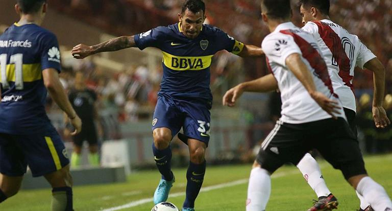 El país se para por la histórica final entre Boca y River: hora, equipos, árbitro y televisación