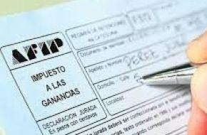 La AFIP prorrogó la presentación de deducciones de impuesto a las ganancias