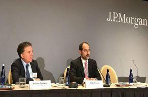 En busca de inversiones, Dujovne habló ante ejecutivos en Washington