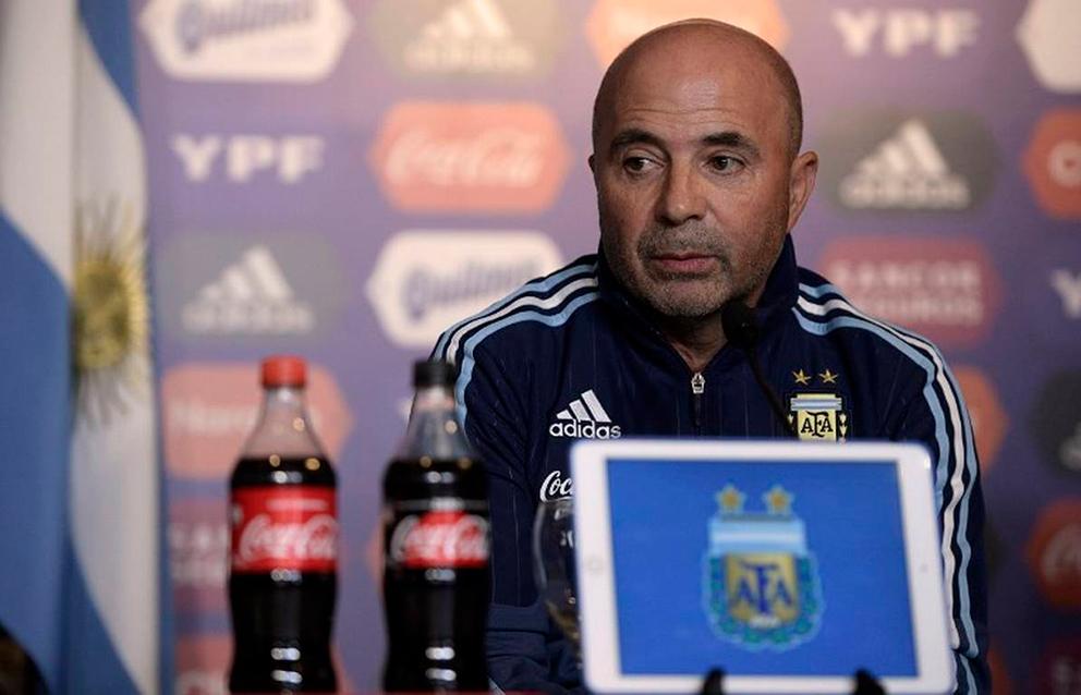 Eliminatorias: Sampaoli convocó al Huevo Acuña y dejó afuera a Higuaín (Lista Completa)