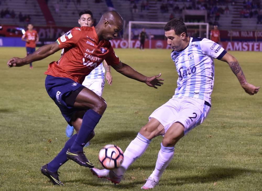 Atlético cayó con Wilsterman en la altura de Cochabamba 2 a 1 (Video).
