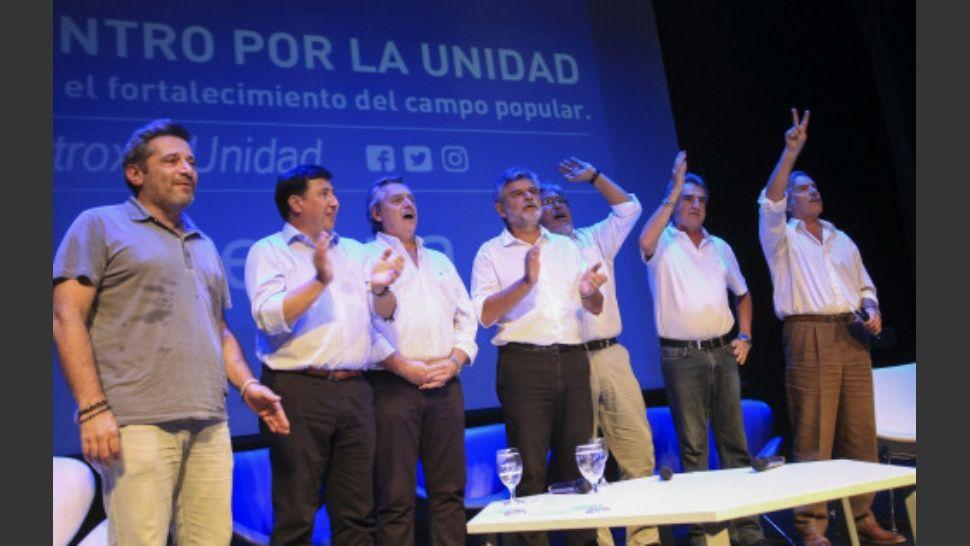 El peronismo hizo un fuerte llamado a organizarse y ya piensa en las presidenciales