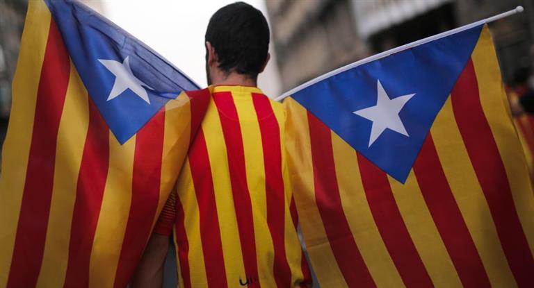 Pese a la advertencia del rey, Cataluña avanza hacia la independencia