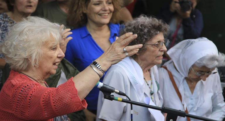 Abuelas de Plaza de Mayo anunció la recuperación de la nieta 127
