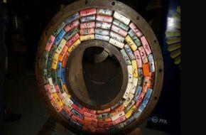 Bahía Blanca: narcos mexicanos fueron detenidos con más de mil kg de cocaína