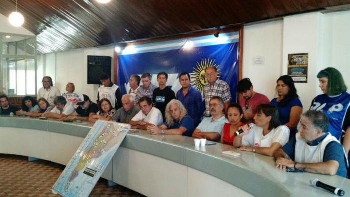 El sindicalismo combativo marchará este jueves junto a ATE y la CTA Autónoma