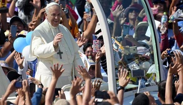 """El Papa sobre la corrupción en Latinoamérica: """"La política está muy enferma"""""""