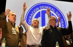 """Para la CGT, la reforma laboral """"no tiene ningún futuro"""""""