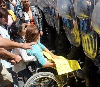Manteros: continúa la tensión en las calles de Once