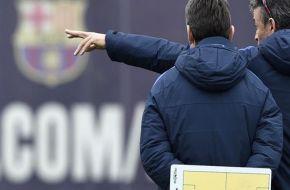 Entrenador argentino se bajó de la carrera para suceder a Luis Enrique en Barcelona