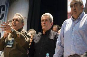 La CGT redobla los ataques a Macri y ratifica el paro