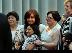 """CFK sobre la reparación histórica: """"Es una mentira descarada"""""""